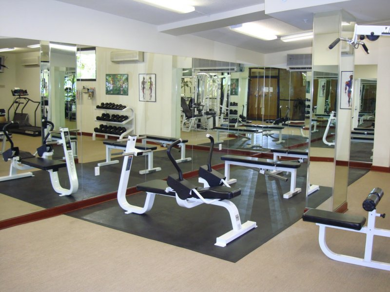 The Windsor Waikiki Gym